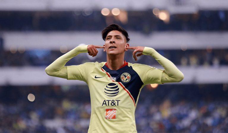 Oficial: Edson Álvarez jugará en Europa