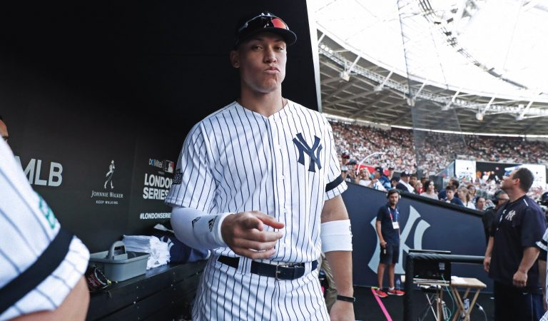 Yankees y Red Sox hacen historia en el primer juego de la London Series