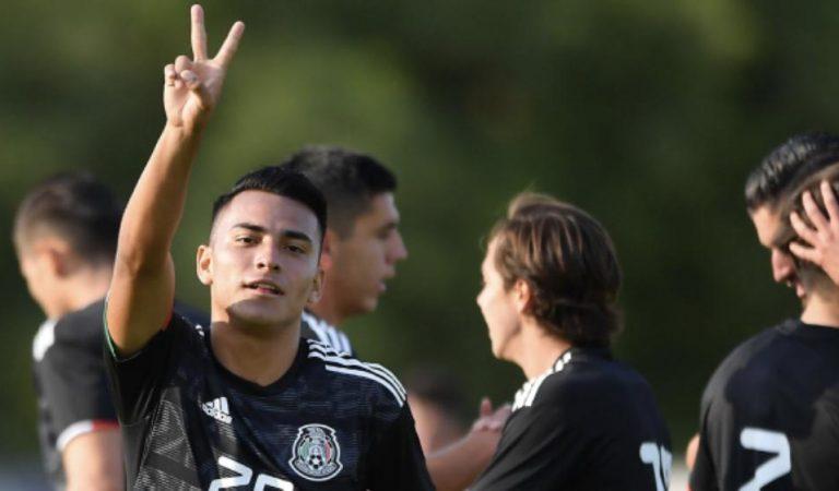 México e Irlanda empatan en el Torneo Maurice Revello