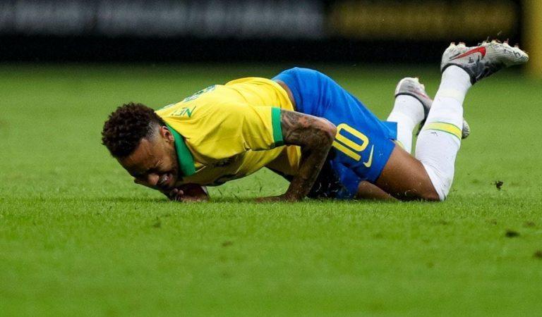 Oficial: Neymar se pierde la Copa América