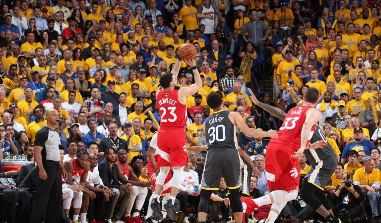 Toronto Raptors ganan el primer título en su historia como franquicia de la NBA