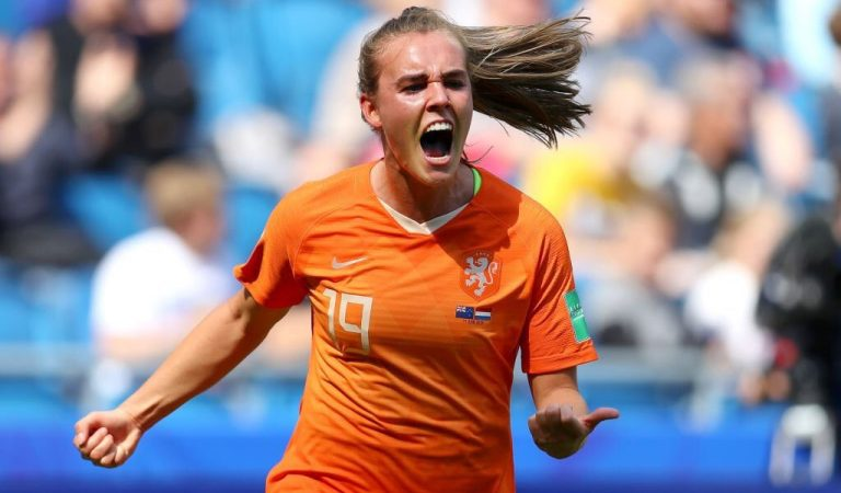 Agónico triunfo de Holanda en el Mundial Femenil 2019