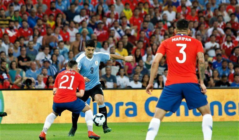 Uruguay se apodera de Grupo C, Japón y Ecuador eliminados de la Copa América
