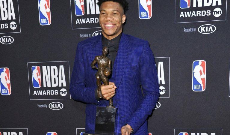 La NBA dio a conocer los premios de la temporada 2018-19