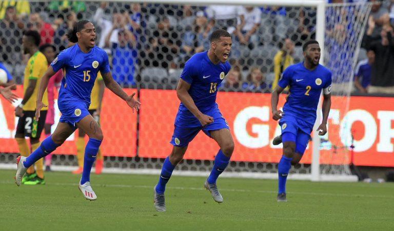 Jamaica y Curazao avanzan a los cuartos de final en la Copa Oro