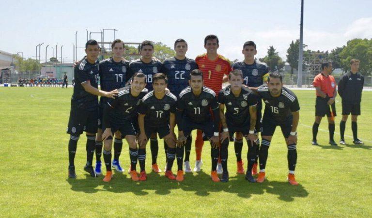 México consigue el tercer puesto en el Torneo Maurice Revello