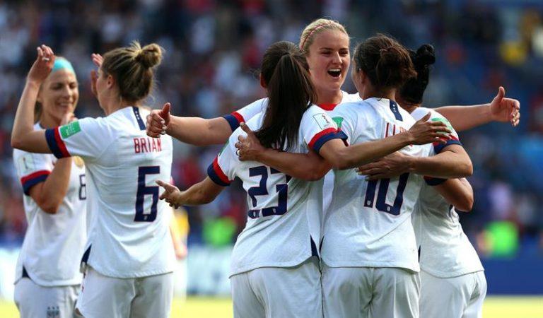 Estados Unidos se confirma como uno de los favoritos en el Mundial Femenil