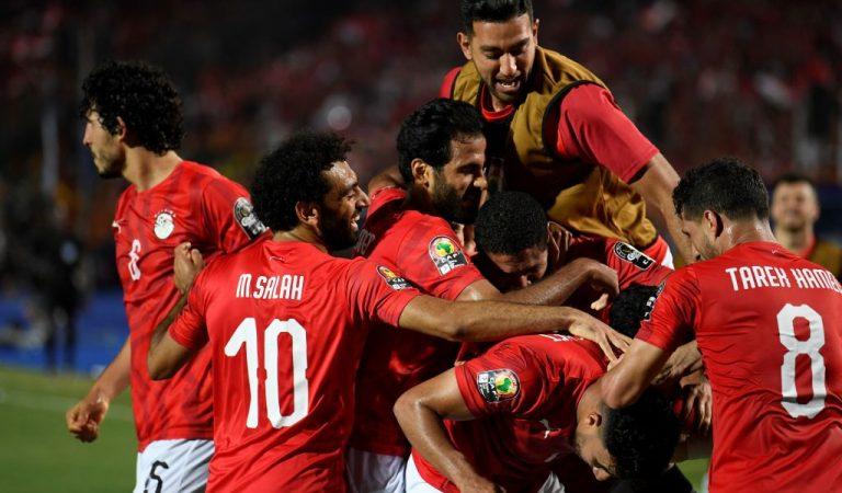 Egipto y Javier Aguirre inician con el pie derecho la Copa Africana