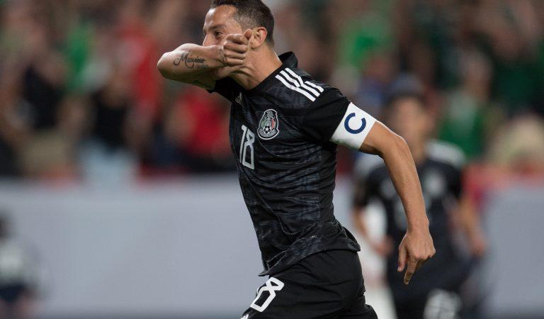 México se impone a Canadá con excelsa actuación de Guardado