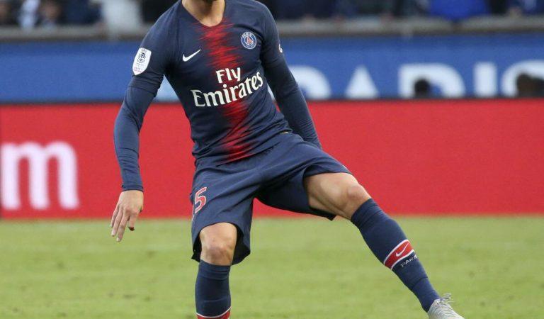 Adrien Rabiot cerca de ser jugador de Juventus