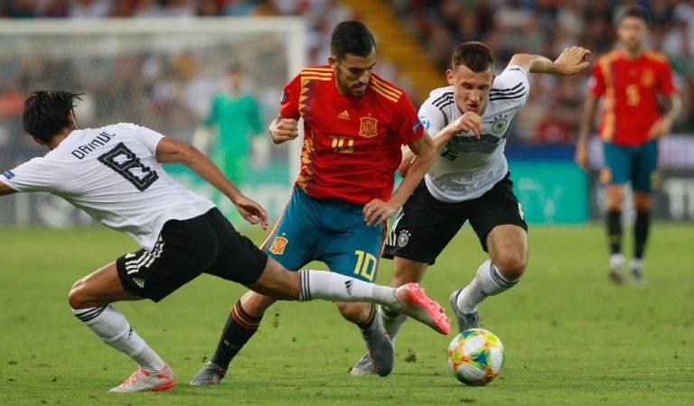 España se consagra como campeón del Europeo Sub 21