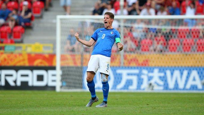 La 'Azzurri' avanzó a las Semifinales del Mundial Sub- 20