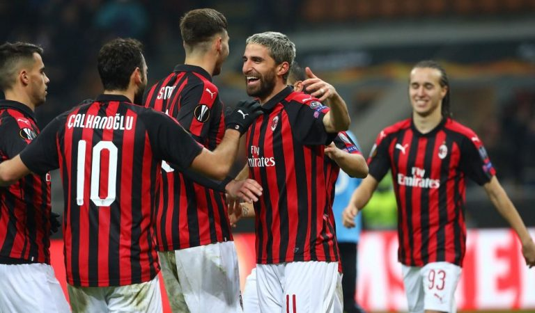 El Milán mueve sus piezas
