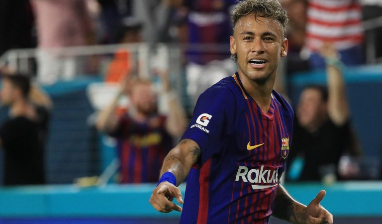 Neymar ya se habría arreglado con el Barcelona