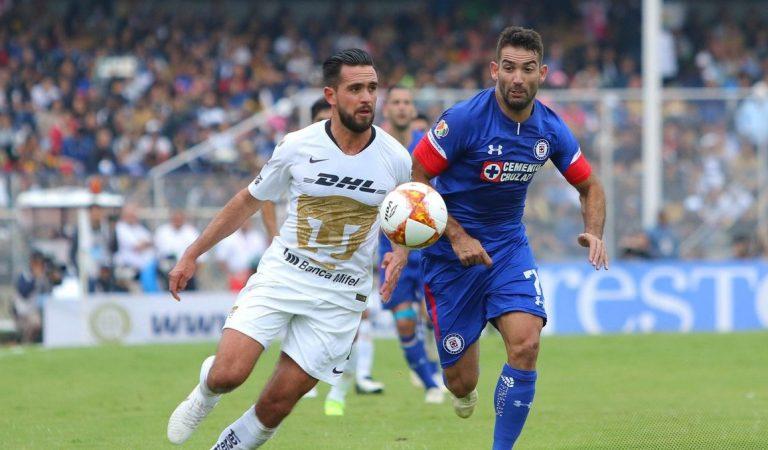 Cruz Azul y Pumas se refuerzan para el Apertura 2019