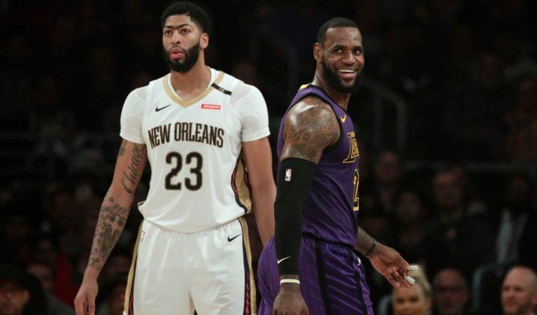 """Los Lakers de Los Ángeles hacen una contratación """"bomba"""""""