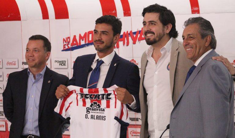 Amaury Vergara asegura  boicot en Liga MX contra Chivas