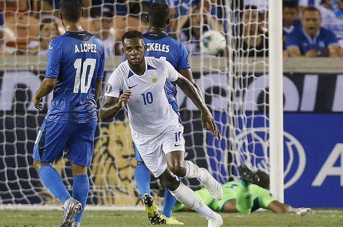 Curazao da la sorpresa de la Copa Oro ante Honduras