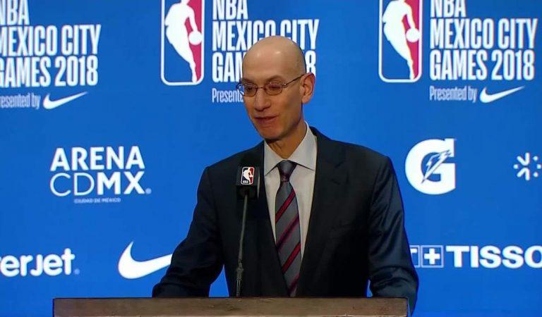 NBA anuncia los equipos que vendrán a jugar a nuestro país