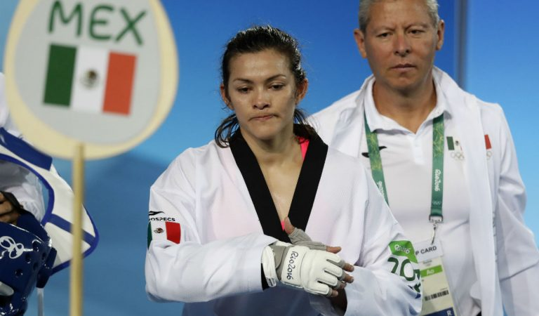 María Espinoza no va a Panamericanos