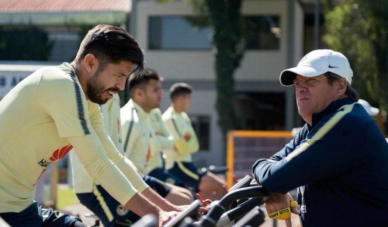 Miguel Herrera soltó fuertes declaraciones contra Oribe Peralta