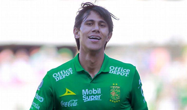 José Juan Macías sería buscado por un equipo de Bundesliga