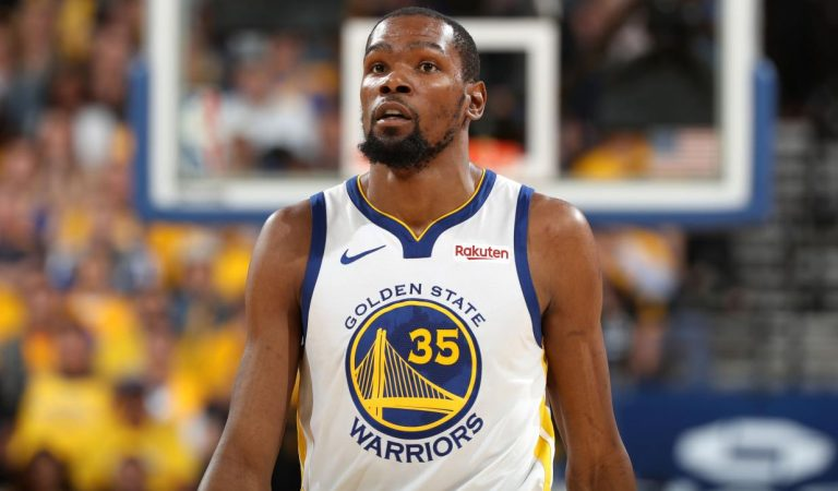 Kevin Durant está listo para probar la agencia libre