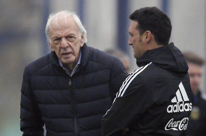 """""""Hay dirigentes que esperan que Argentina quede eliminada"""": César Luis Menotti"""