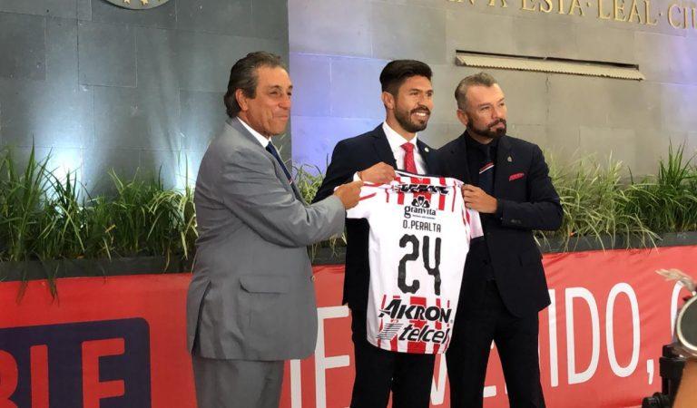 Oribe y su falta de gol en Chivas