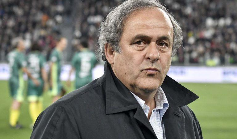 Detienen a Michel Platini por presuntos escándalos