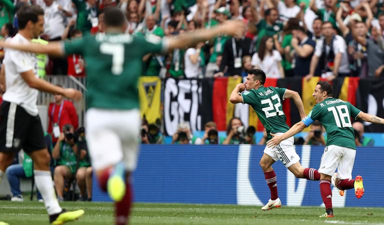 México vs Alemania, una victoria para olvidar