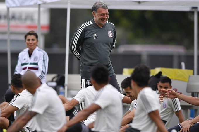 """""""Somos favoritos y debemos asumirlo así"""":Gerardo Martino"""