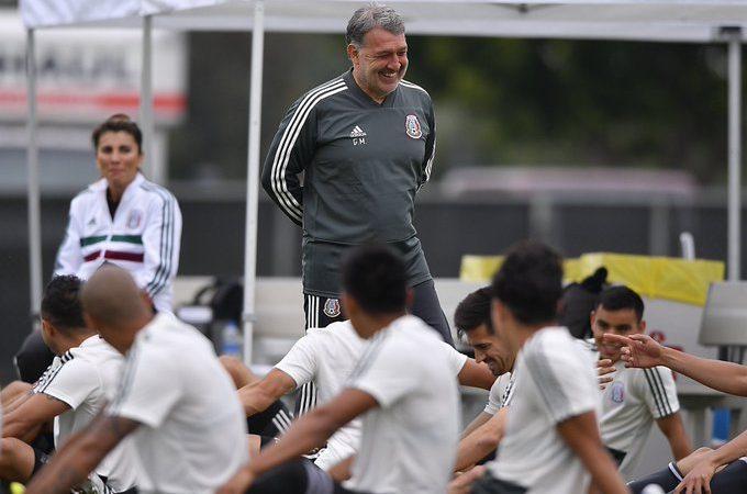 "Gerardo ""Tata"" Martino habló previo al partido ante Corea"