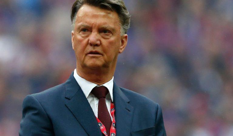 Van Gaal critica a Messi