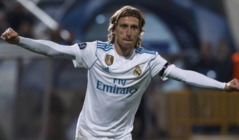 Equipo de la Serie A interesado en Luka Modric