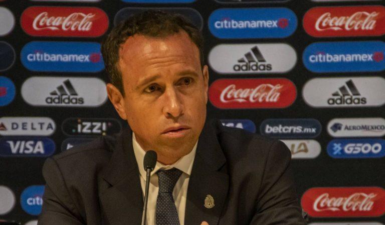 Gerardo Torrado presenta a su equipo de trabajo para la Selección Nacional