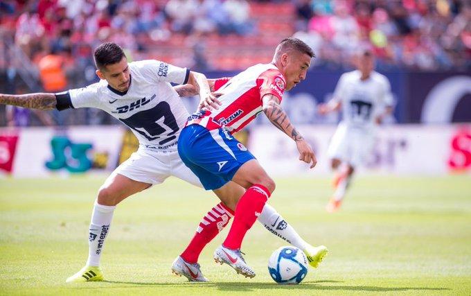 Pumas comienza con el pie derecho el Apertura 2019