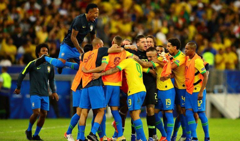 Con polémica, Brasil es el nuevo campeón de la Copa América