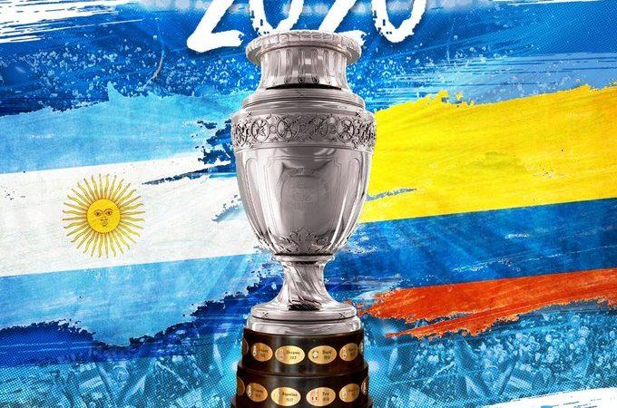 Nuevo formato en la Copa América 2020