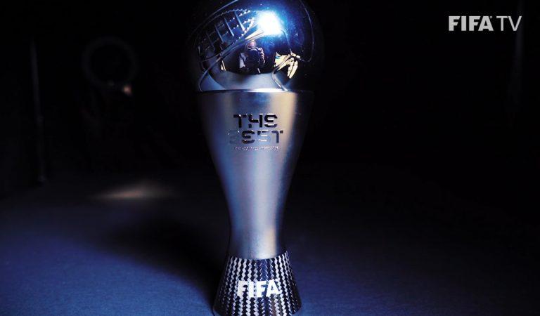 Sí habrá premios 'The Best' 2020