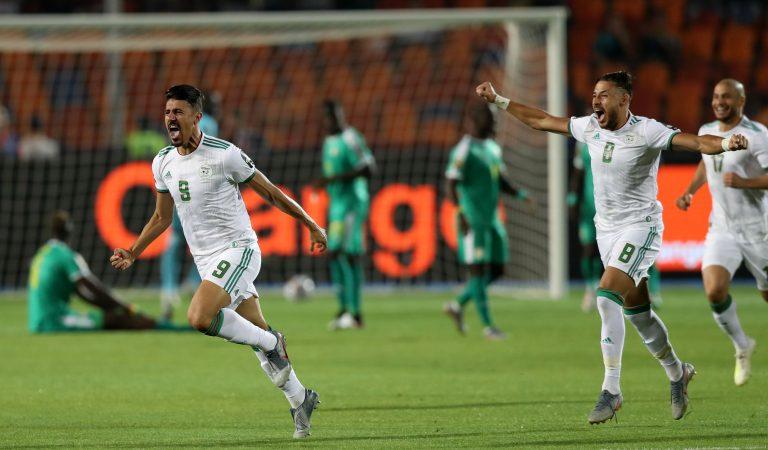 Argelia se corona  campeón de la Copa Africana de Naciones