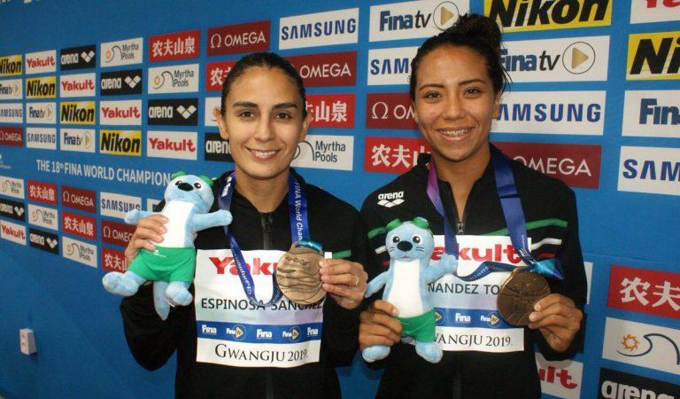 Paola Espinosa consigue su calificación a Tokio 2020