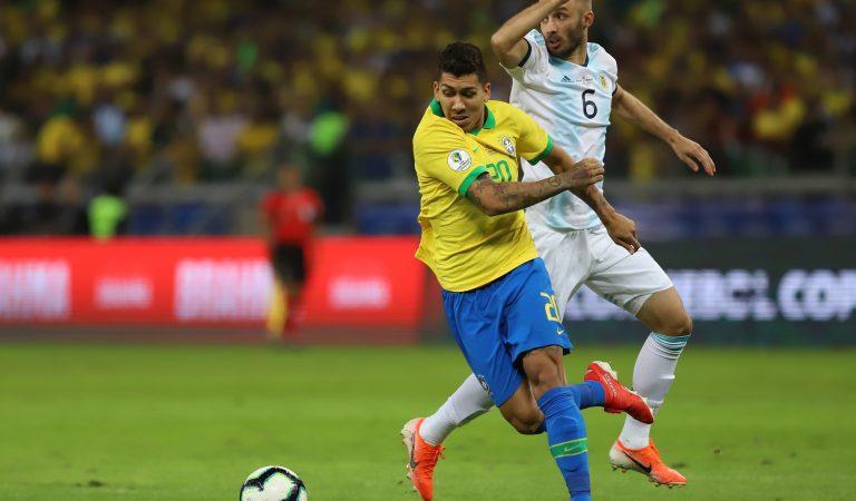 Brasil elimina a Argentina y jugará la final de la Copa América en su territorio