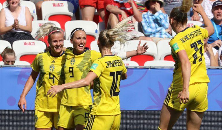 Suecia obtiene el tercer lugar del Mundial Femenil 2019