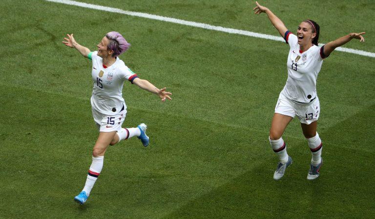 Estados Unidos consigue el bicampeonato del Mundial Femenil