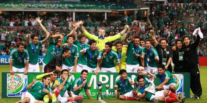 Definidos los rivales de México para el Mundial Sub-17