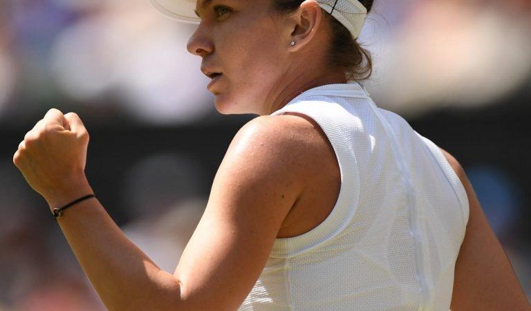 Simona Halep es la nueva campeona de Wimbledon