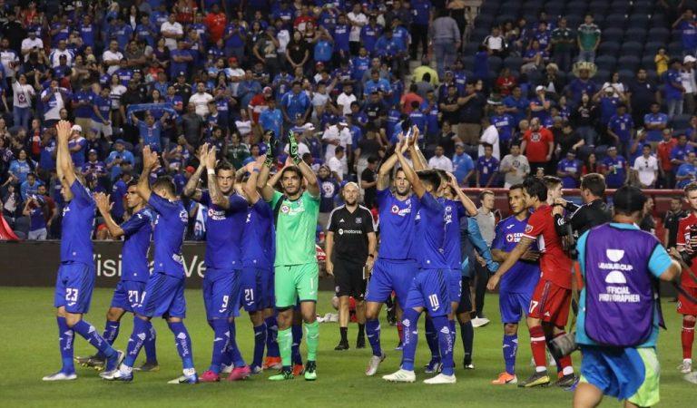 Cruz Azul y Los Ángeles Galaxy avanzan a las semifinales de la Leagues Cup