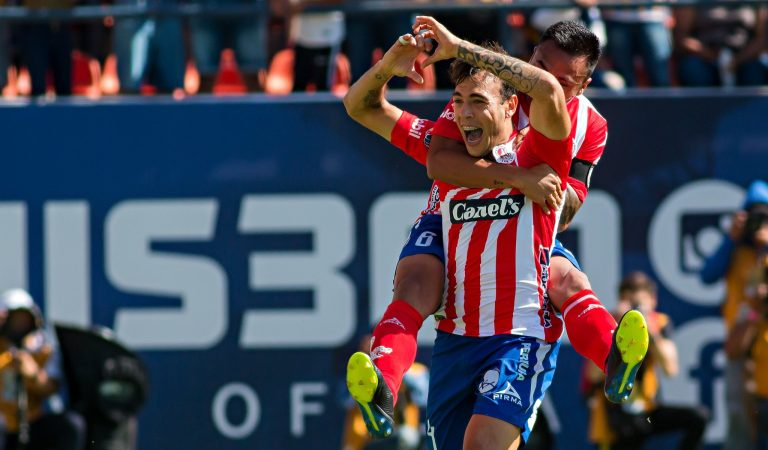 Atlético San Luis gana por primera vez en Liga Mx; Santos triunfa cómodamente