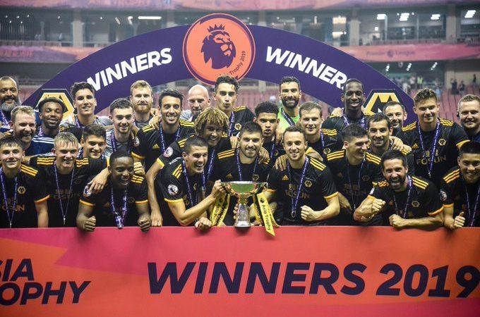 La Asian Cup es para el Wolverhampton